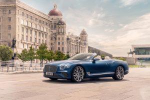 11 Bentley Continental GT Mulliner Convertible