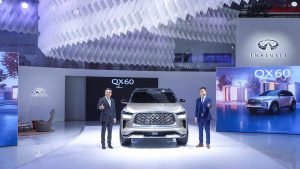 Mr. Kevin Mao, president of Dongfeng INFINITI Motor Co. and mana
