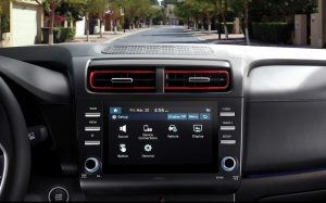 4 Hyundai CRETA Inside
