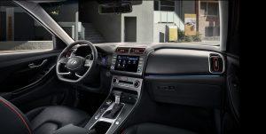 5 Hyundai CRETA Inside