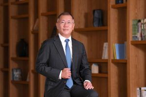 Euisun Chung - HMG Chairman