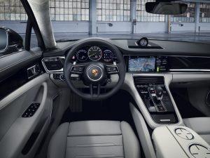 New Porsche Panamera 3
