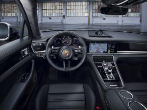 New Porsche Panamera 1