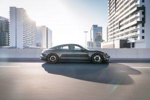 Porsche Taycan Launch 1