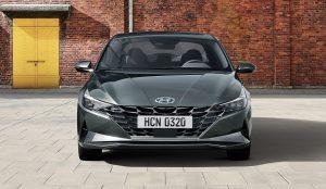 Hyundai Elentra 2