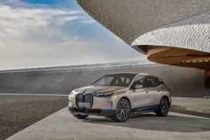 BMW iX 4