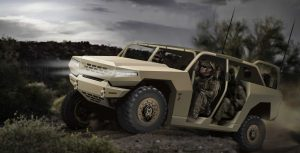 Image 1 - Kia Motors develops Military Standard Platform