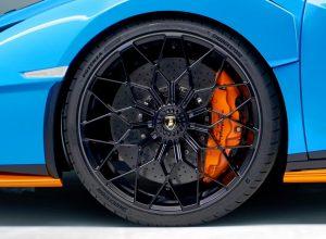 Bridgestone & Lamborghini Huracán STO