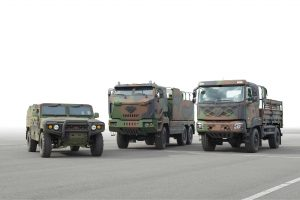Image 3 - Kia Motors develops Military Standard Platform