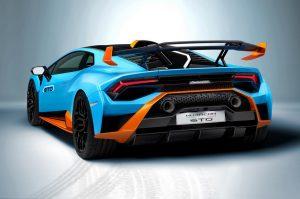 Lamborghini Huracán STO 1