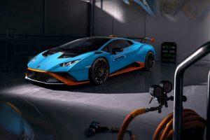 Lamborghini Huracán STO 3