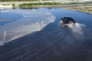 Porsche Taycan Drifts into the Guinness World Records 2
