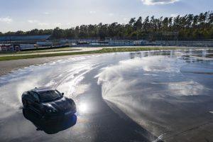 Porsche Taycan Drifts into the Guinness World Records 3
