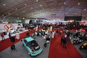 Riyadh International Auto Show Back