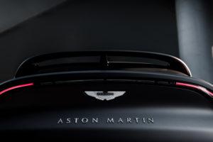 1 Aston Martin DBX-1