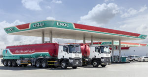 Image 1 - Renault Trucks Becomes ENOC's Newest 'Partner of Choice'