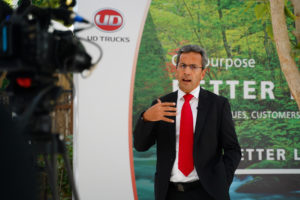 1 Mourad Hedna, President of UD Trucks Middle East and North Africa