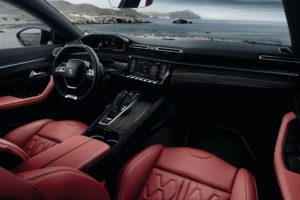 3 PEUGEOT 508 GT Interior