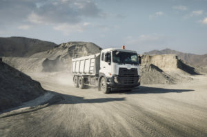 4 UD Trucks Quester for Long Haul