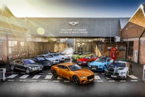 2 80,000th Continental GT