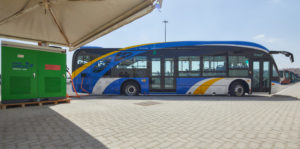 3 Electric Buses (2)