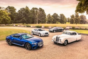 3 Evolution of the Continental GT