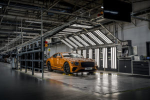 4 80,000th Continental GT