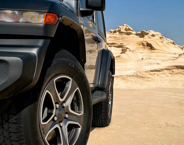 Bridgestone encourages UAE Residents to Discover Country Landmarks