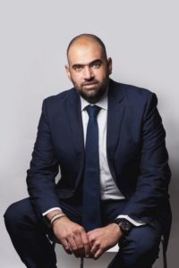 1 Nadim Ghrayeb, General Manager Marketing, Customer Experience, and PR, INFINITI International Markets