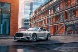 4 New Continental GT Speed Exterior