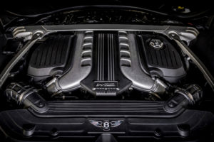 6 - New Continental GT Speed's W12 Engine