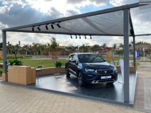 SEAT Display- ZED Park 1