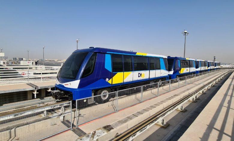 Alstom Dubai Airport -1