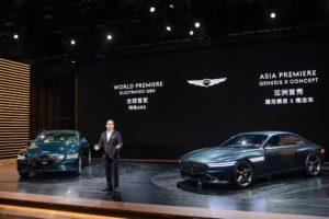 Genesis Auto Shanghai 1