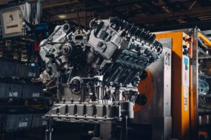 1 Bentley Bacalar Engine