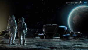 A new generation of lunar rovers under development by Lockheed Martin and GM could be used by Artemis astronauts to extend and enhance the exploration of the surface of the Moon.