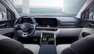 4 Kia all-new Sportage_interior_2