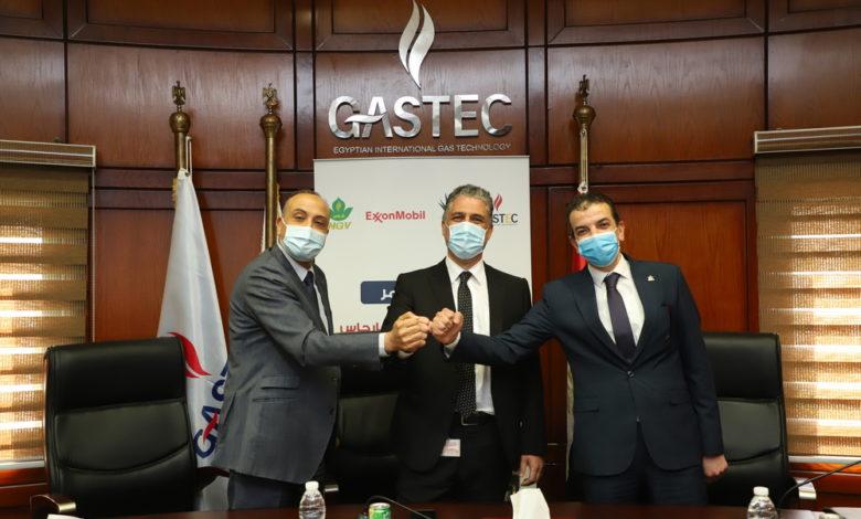 ExxonMobil Egypt Gas