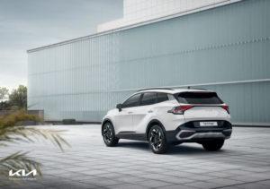 Kia all-new Sportage_exterior 3